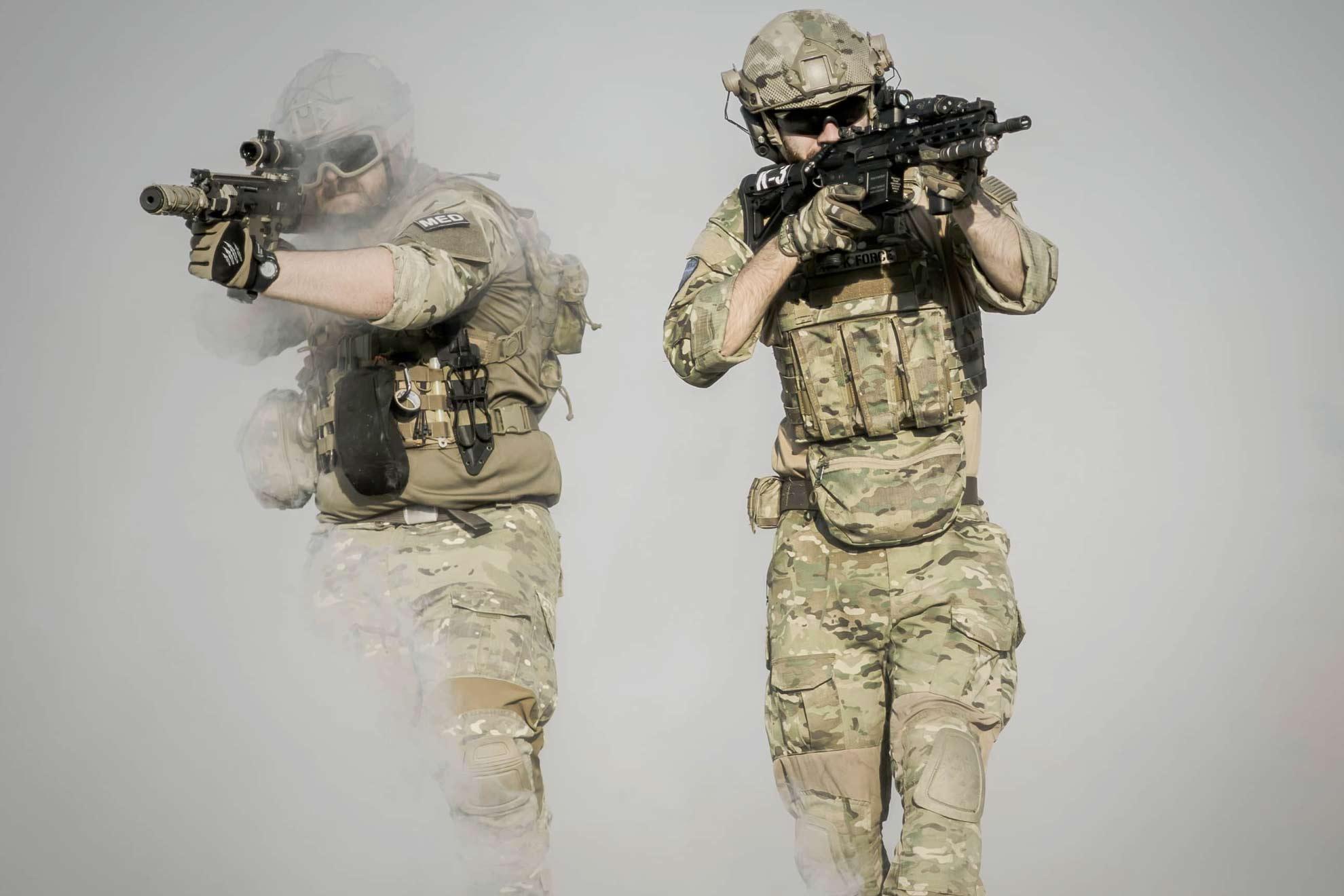 Tactical & IRIS